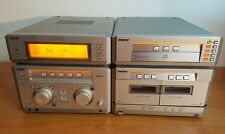 Sony sony mhc nx3av mini hi fi cd tuner non funzionante per parti di ricambio