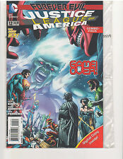 JUSTICE LEAGUE OF AMERICA #12 COMBO PACK NEW 52 (March 2014, DC Comics)