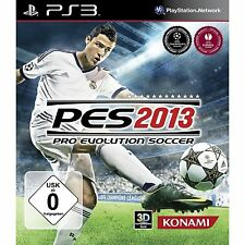 Sony PS3 Playstation 3 Spiel ***** Pro Evolution Soccer 2013 * PES 13 ***NEU*NEW