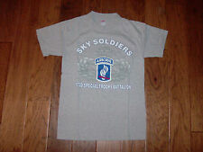 U.S MILITARY ARMY 173D AIRBORNE  T- SHIRT, SIZE LARGE