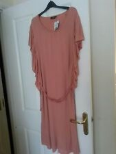 Next maternity, orange-pink color, size 12, brand new with tag