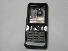 New!! Black Housing / Fascia / Cover / Case for Sony Ericsson K550 / K550i