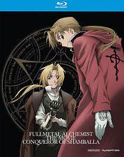 Fullmetal Alchemist: The Movie - Conqueror of Shamballa (Blu-ray Disc, 2015)