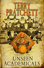 Invisible Academicals por Terry Pratchett (tapa Dura, 2009)