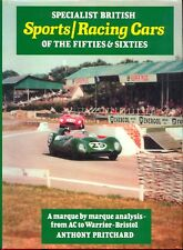 Specialist British Sports/Racing Cars of the 50s & 60s - fabulous reference book