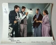 {Set of 7} Ayee Milan Ki Bela {Rajendar Kuma} Indian Hindi Movie Lobby Card 60s