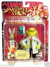 Palisades Toys Jim Henson's Muppets Show Series 1 Dr Bunsen Honeydew w Robot!