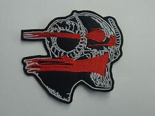 MERCYFUL FATE MELISSA BLACK HEAVY METAL EMBROIDERED PATCH