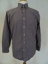 TOMMY HILFIGER  Formal SHIRT     Stripes  Button Down   Size M   274 P