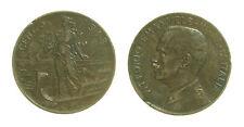 pci2876) Vittorio Emanuele III (1900-1943) - 5 Centesimi Prora 1918