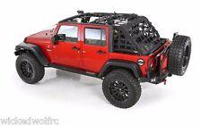 Smittybilt C.RES2 HD Restraint Cargo Net 07-16 Jeep Wrangler JK 4 Door 581135