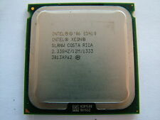 QUAD Core Intel Xeon e5410 4x 2,33 GHz SOCKET LGA 771 FSB 1333 MHz processore
