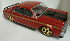 1:10 RC Nitro EXCRC Petrol Engine Bronze Wine Ford Falcon XY GTHO On Road Car
