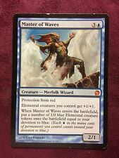 Master of Waves    MTG PLAYED (see scan)