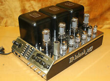 MC INTOSH MC 240 AUDIOPHILE VINTAGE TUBE AMPLIFIER