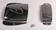 GENUINE FENDER® JAZZ BASS® Bridge & Pickup Cover Set Vintage Reissue NEW PARTS