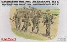 1:35 Dragon #6105  WEHRMACHT INFANTRY BARBAROSSA