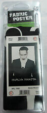 MARILYN MANSON TEXILE POSTER FLAG  RARE NEW NEVER OPENED