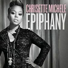 Chrisette Michele, Epiphany [Deluxe Edition][CD/DVD] Audio CD