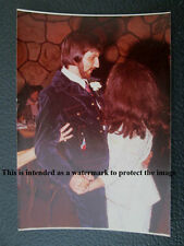 Vtg 60's Fashion Odd Photo of Hand Sticking Out On Man Dancing With Woman H60