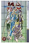 Samurai Deeper Kyo Vol. 4 by Akimine Kamijyo Manga Graphic Novel Comic Book Rare