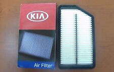 Genuine Air Filter Kia Sportage 2011-2016 Engine 2000cc Factory  OEM 281133W500