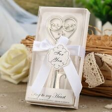 Wedding Favor Bridal Shower Gift Vintage Wine Beer Bottle Opener Key To My Heart