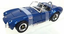 Shelby Cobra 40th Aniv ~Road Signature ~1/18 Scale Die-Cast Car ~ Displays Great