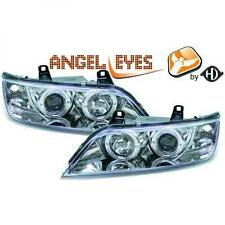 Lhd phares de projecteur paire angel eyes clair chrome bmw Z3 roadster 95-02
