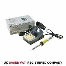 KATSU 48W Electronic Soldering Rework Station 160 to 520 Deg Temperature Control