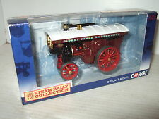 Corgi DG125022 Burrell Showmans Engine,  Sidney Stock Amusements..