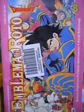 L' Emblema di ROTO n°8 1998 Dragon Quest  ed. Star Comics  [G.237]