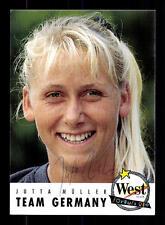 Jutta Müller Autogrammkarte Original Signiert Surfen+A 125221