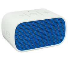 Logitech UE Boombox Bluetooth Lautsprecher Bluetooth Speaker IPAD IPhone Blau-W