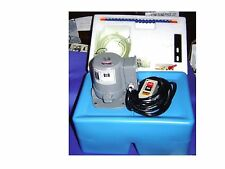 ACCURA-VERTEX ACPS-009 QUALITY COOLANT PUMP SYSTEM FOR LATHES,MILLS,SAWS  ETC.
