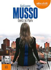 LIVRE AUDIO MP3 + EBOOK Central Park Guillaume Musso PAS DE CD / PAS DE PAPIER