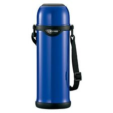 Zojirushi Stainless Bottle Thermos Bottle Cup Type 1.0L Blue SJ-TG10-AA