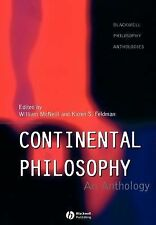 Continental Philosophy : An Anthology Vol. 6 (1998, Paperback)