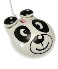 2 Button/Scroll Kids Animal Funny Panda USB Mouse for PC Learning Mice