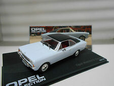 OPEL REKORD C COUPE 1966 - 71 OPEL COLLECTION EAGLEMOSS IXO 1/43