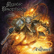 MYSTIC PROPHECY Killhammer CD ( 200823 )