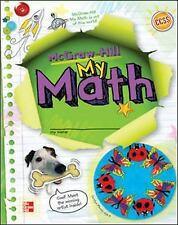 Elementary Math Connects: McGraw-Hill My Math, Grade 4, Student Edition,...