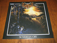 "TIAMAT ""Sumerian Cry"" LP nihilist morbid unleashed"