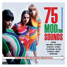 75 Modern Sounds - 75 Original Hits From The Mod Era (3CD) NEW/SEALED