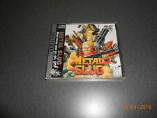 Metal Slug (Neo Geo CD, 1996) US English Version, New and Factory Sealed