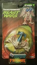 1997 Hasbro Transformers Beast Wars Fuzors Air Hammer Action Figure MOC