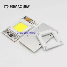 1pc AC 220V 240V built-in driver High Power 50W Cool White 10000-15000K led chip