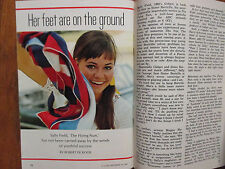 Sept 30-1967 TV Guide(THE FLYING NUN/SALLY FIELD/TED BESSELL/MANNIX/MIKE CONNORS