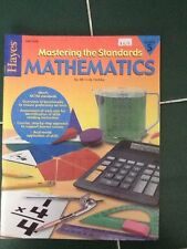 Mastering The Standards Mathematics For Grade 5