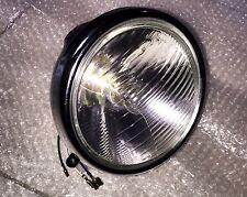 Honda Complete Headlight Head Lamp CB CL XL SL CD100 125 175 200 250 Motorsport